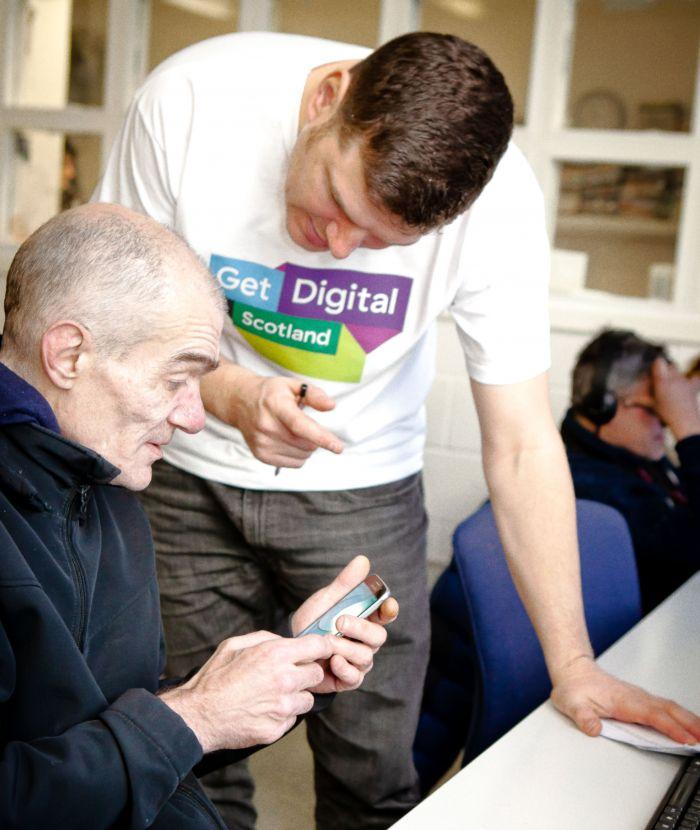 Get Digital Scotland