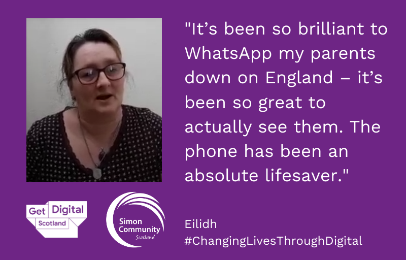 Changing Lives Through Digital: Eilidh's story