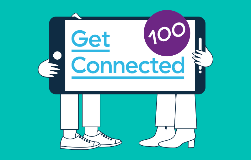 Life Changing Project Launched: Get Connected 100