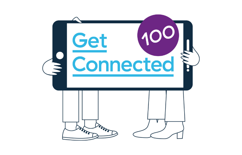 Get Connected 100 Project Launched